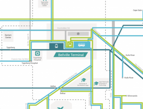 Integrated Transit Map Bellville