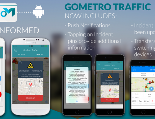 We've made GoMetro Traffic a bit better…. again