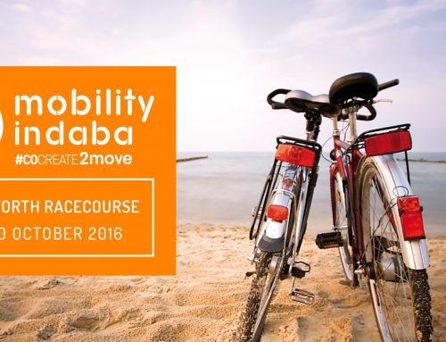 Cape Town Mobility with CoCreateSA