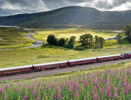 Six most opulent train rides in the world